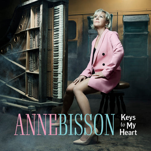 Anne Bisson / Keys to My Heart - CD