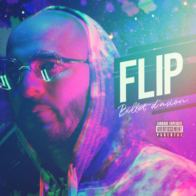 Flip / Billet d'avion - CD