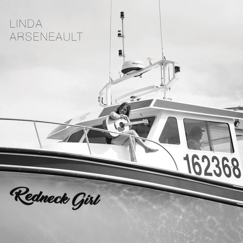 Linda Arseneault / Redneck Girl - CD