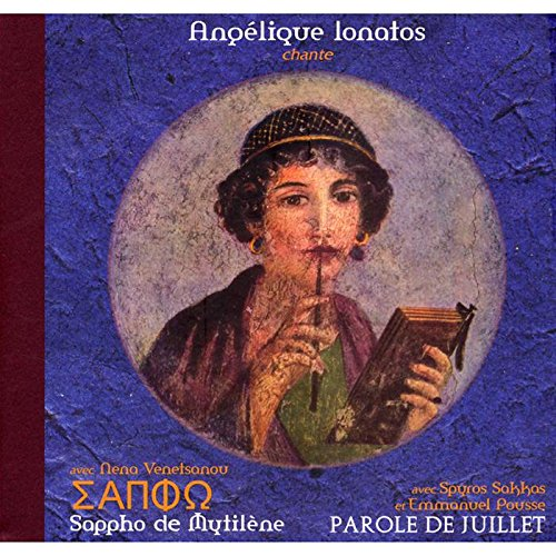 Angelique Ionatos / Sappho De Mytilene-Deluxe - 2CD