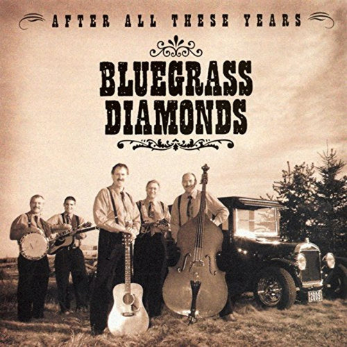 Bluegrass Diamonds / After All These Years - CD