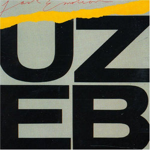 UZEB / Fast Emotion - CD