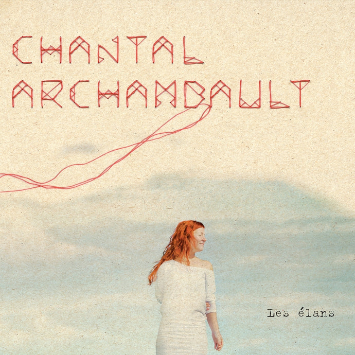 Chantal Archambault / Les élans - CD