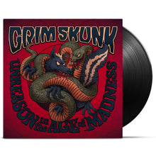 Charger l'image dans la galerie, Grimskunk / Unreason In The Age Of Madness - LP