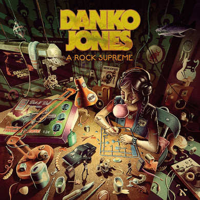 Danko Jones / A Rock Supreme - CD