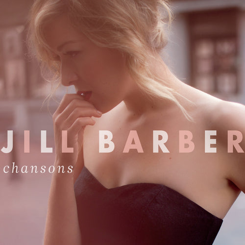 Jill Barber / Chansons - CD