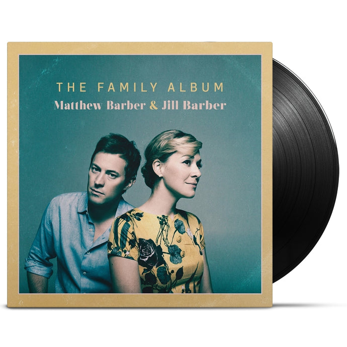 Matthew Barber & Jill Barber / The Family Album - LP Vinyl