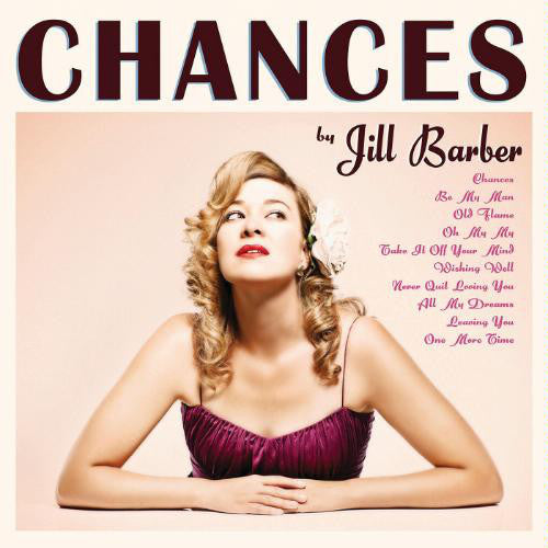 Jill Barber / Chances - LP Vinyl