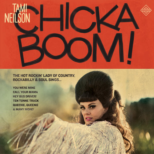 Tami Neilson / CHICKABOOM! - Buttercream LP Vinyl