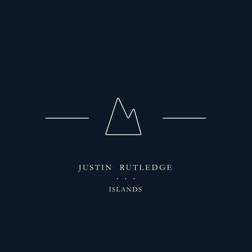 Justin Rutledge / Islands - White LP Vinyl