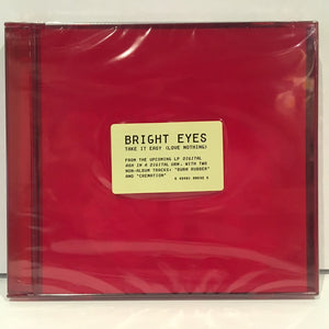 Bright Eyes / Take It Easy (Love Nothing) - CD Single