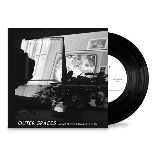 Outer Spaces / Teapot #1 b/w Children Love to Run - 7