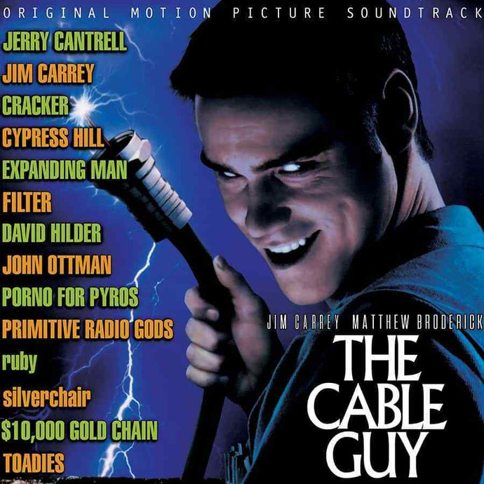 The Cable Guy / Original Motion Picture Soundtrack - 2LP Vinyl