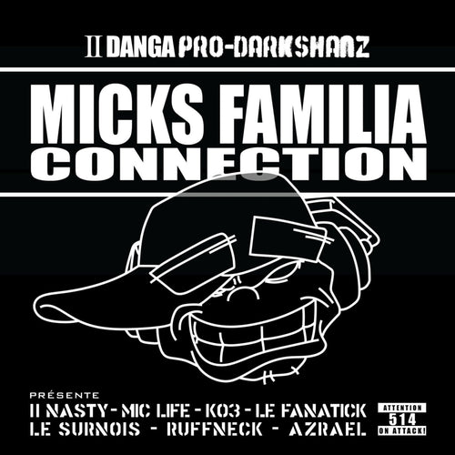 Micks Familia / Micks Familia Connection - CD
