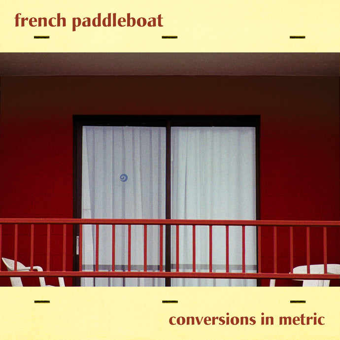 French Paddleboat / Conversions in Metric - CD