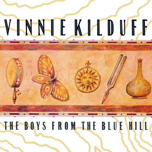 Vinnie Kilduff / The Boys from the Blue Hill - CD