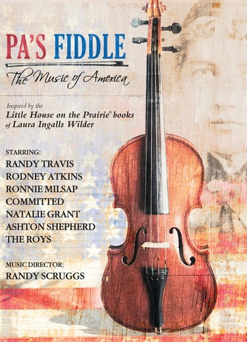Various Artists / Pa's Fiddle: The Music of America - DVD