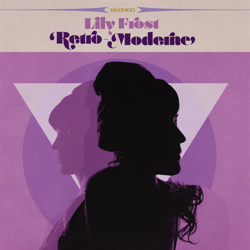 Lily Frost / Retro-Moderne - CD