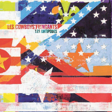 Les Cowboys Fringants ‎/ Les antipodes - CD