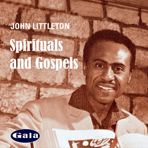 John Littleton / Spirituals and Gospels - CD