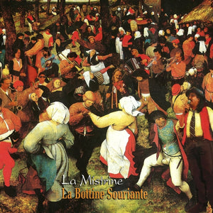 La Bottine Souriante / La Mistrine - LP Vinyle