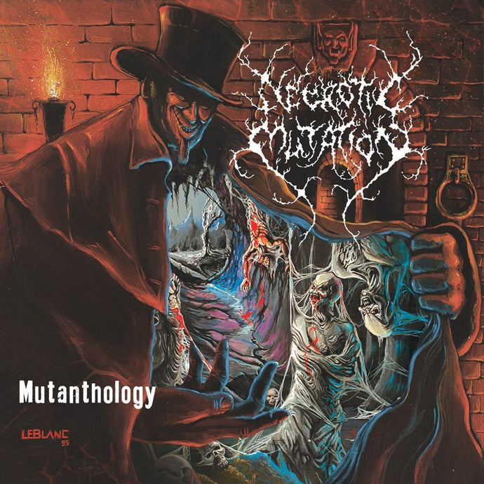Necrotic Mutation / Mutanthology - CD
