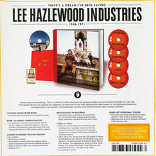 Charger l'image dans la galerie, Various Artists / Lee Hazlewood Industries: There's a Dream I've Been Saving (1966-1971) - 4CD + DVD