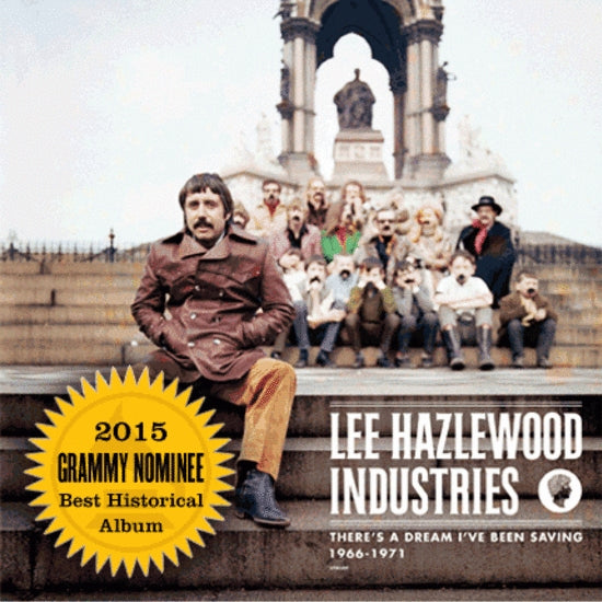 Various Artists / Lee Hazlewood Industries: There's a Dream I've Been Saving (1966-1971) - 4CD + DVD