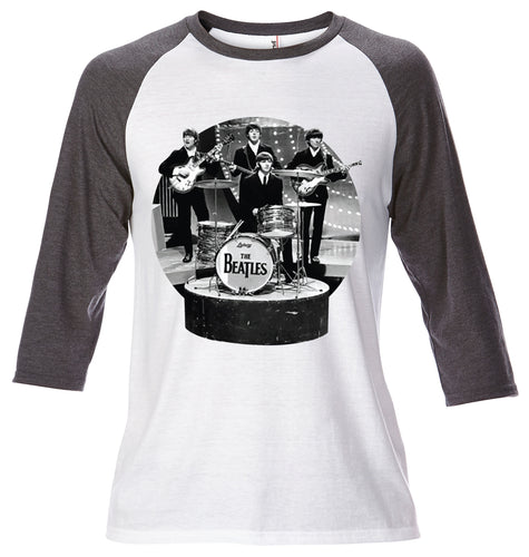 Baseball Tee - The Beatles