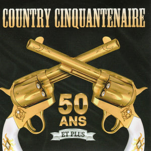 Artistes Varies / Cinquantenaire Country - CD
