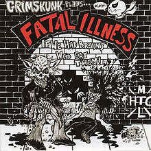Grimskunk / Plays Fatal Illness - CD