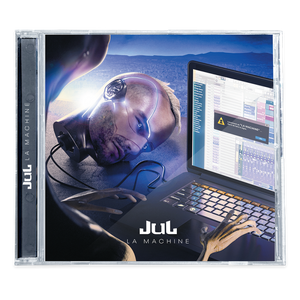 JUL / La machine - 2CD