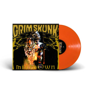 GrimSkunk / Meltdown - LP Vinyl (Pre-order: Releasing December 18, 2020)