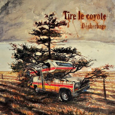 Tire Le Coyote ‎/ Désherbage - CD