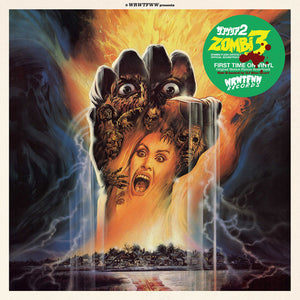 Stefano Mainetti / Clue In The Crew ‎/ Zombi 3 , Zombie Flesh Eaters 2 (OST) - LP