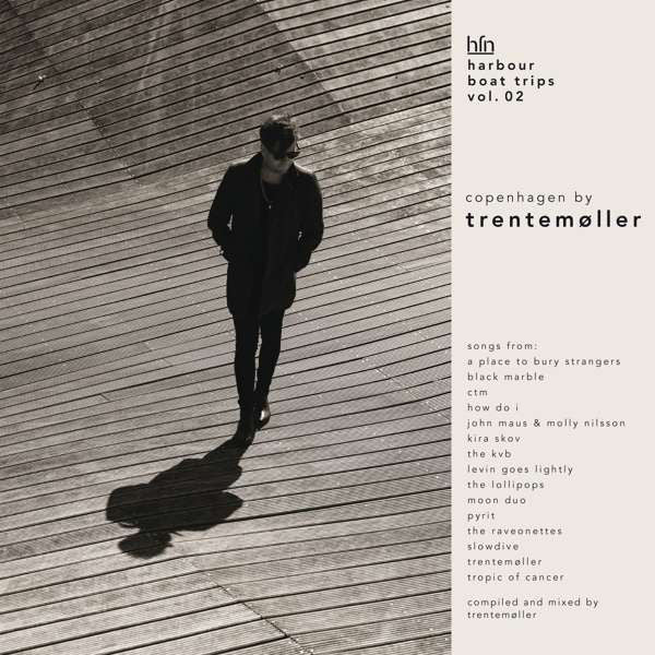 Trentemøller ‎/ Harbour Boat Trips Vol. 02 Copenhagen - 2LP Vinyl + CD