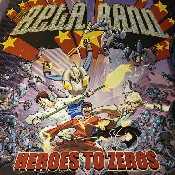 The Beta Band ‎/ Heroes To Zeros - LP/CD