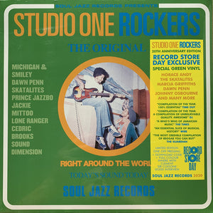 Soul Jazz Records Presents ‎/ Studio One Rockers - 2LP Vinyl