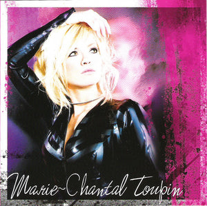 Marie-Chantal Toupin ‎/ À Distance - CD