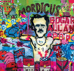 Mordicus / Edgar Allan Pop - Vinyle