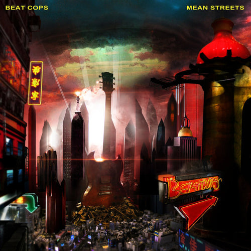 Beat Cops / Mean Streets - CD