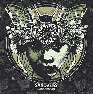 Sandveiss / Scream Queen - CD