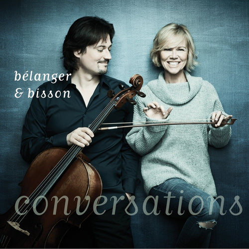 Anne Bisson & Vincent Bélanger / Conversations - CD