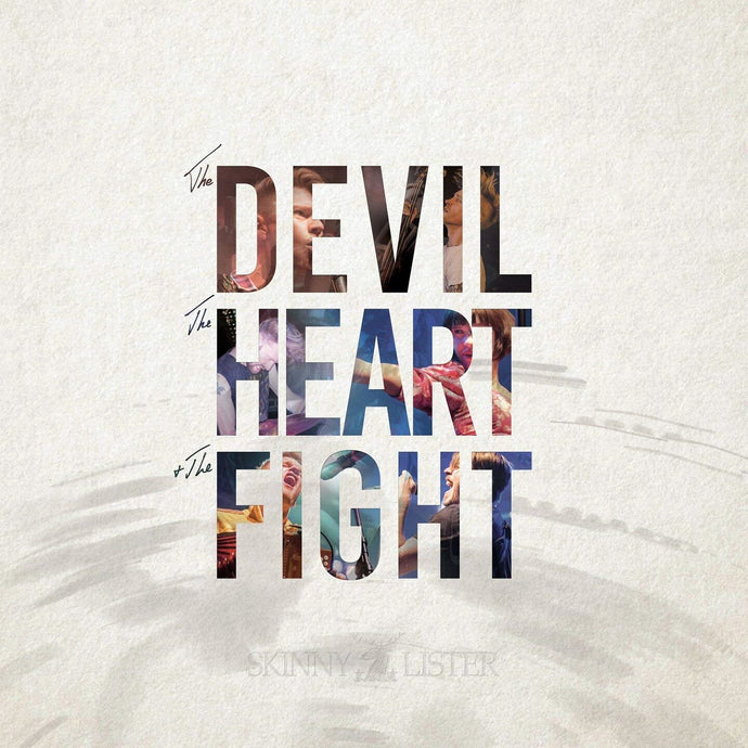 Skinny Lister / Devil Heart Fight - CD