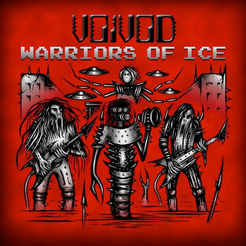 Voivod / Warriors Of Ice - CD