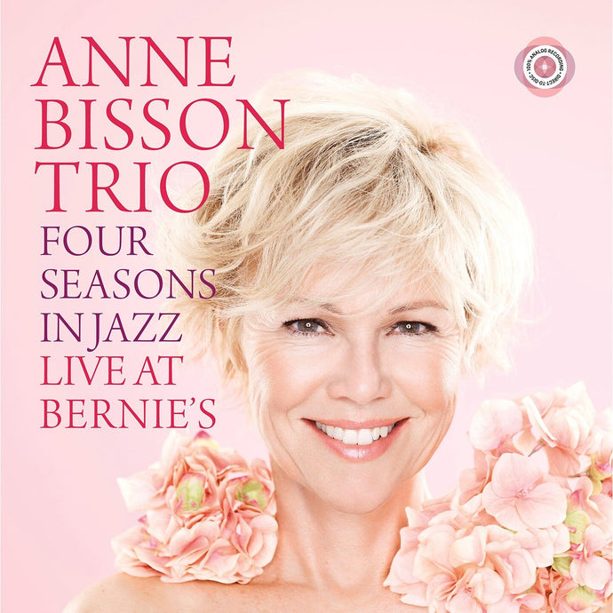 Anne Bisson / Four Seasons In Jazz - Live At Bernie's - CD