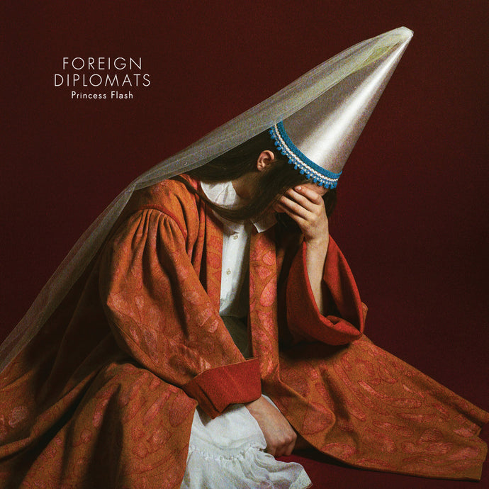 Foreign Diplomats / Princess Flash - CD