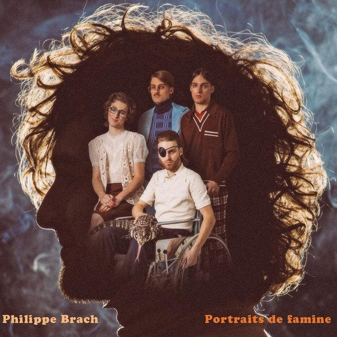 Philippe Brach / Portraits de Famine - CD
