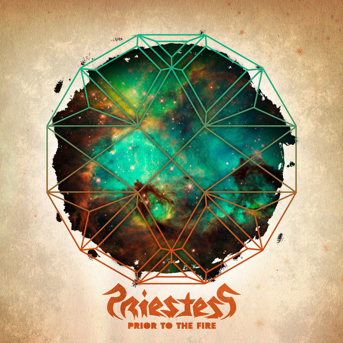 Priestess / Prior To The Fire - CD