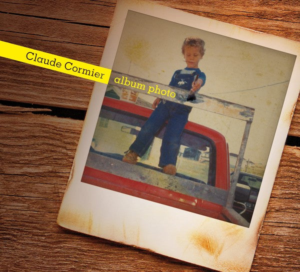 Claude Cormier / Album Photo - CD